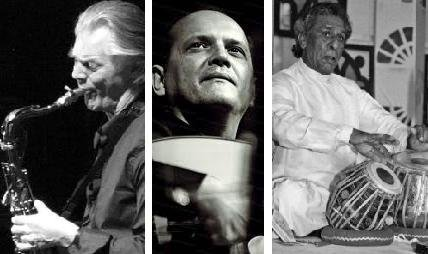 Jan Garbarek, Anouar Brahem, Shaukat Hussain