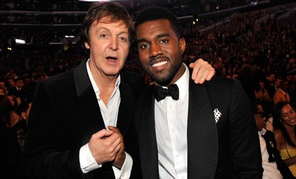 Kanye West feat. Paul McCartney