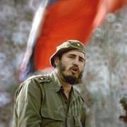 Fidel Castro on My World.