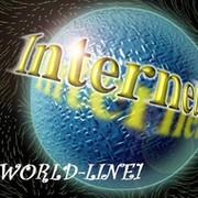 Internet Cafe on My World.